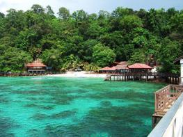 Пайар - остров Малайзии - страна кораллов
