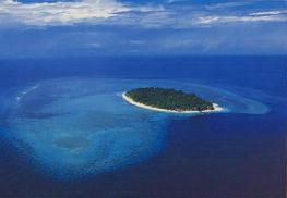 Дайвинг на острове Сипадан