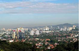Петалинг Джайя (Petaling Jaya) - город-спутник Куала-Лумпура