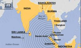 Цунами на Мальдивах: подробнее о цунами
