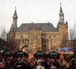Праздники зимой и осенью в германии