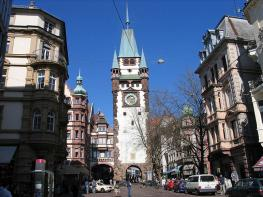 Фрайбург - был основан в 1120 году