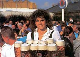 Немецкая кухня : о кухне в Германии