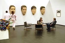 Выставка искусств в Кёльне