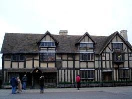 Стратфорд-он-Эйвон - Всемирно известен как город Шекспира!