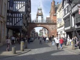 Честер - Chester - один из самых интересных городов Англии
