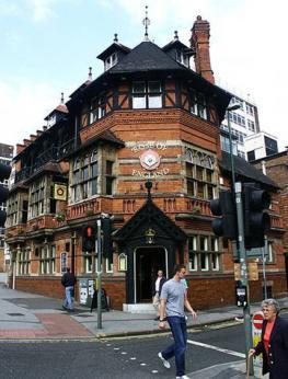 Ноттингем - Nottingham - центр графства Ноттингемшир