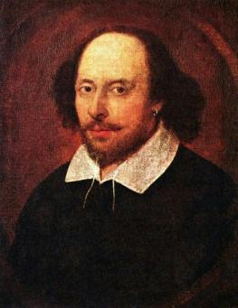 Уильям Шекспир - William Shakespeare -  английский драматург, поэт и актёр, один из самых знаменитых драматургов мира