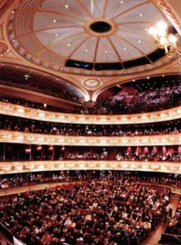 Театры Лондона: большие театры Лондона