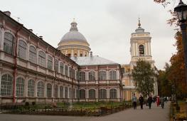 Свято-Троицкая Александро-Невская Лавра - Санкт-Петербург