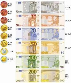 Кипр и Мальта вводят евро с 1 января 2008 года