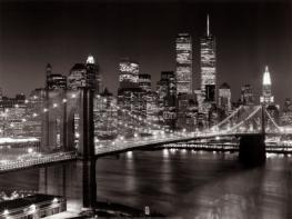 Нью-Йорк - триумф бесчисленных небоскребов