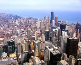 Чикаго - третий по числу жителей город США