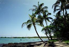 Остров Гавайи - самый большой во всем архипелаге