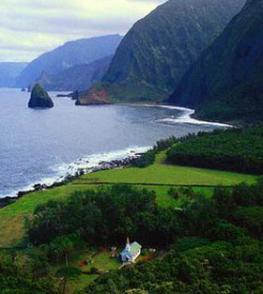 Молокаи - священный остров древних гавайцев