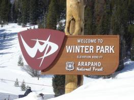 Винтер-Парк (Winter Park) - занимает территорию Национального Леса Эрэпэхо