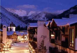 Вэйл (Vail) - самый богемный, претенциозный и пафосный горнолыжный курорт в США