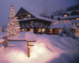 Стоу (Stowe) - - один из самых известных горнолыжных курортов США