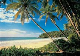 Палм Бич - Palm Beach - расположен на живописном берегу