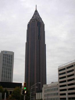 Достопримечательности Атланты разбросаны по всему городу
