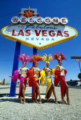 Казино в США: Лас-Вегас и другие развлечения