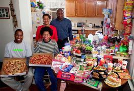 Кухня в США