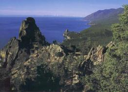 Национальные парки и заповедники в США