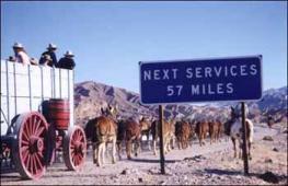 Долина Смерти - Death Valley - самый большой парк на территории США
