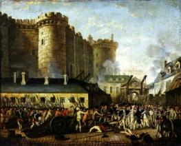 Франция - Париж: Площадь Бастилии - la Bastille
