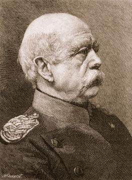 """Отто Бисмарк - великий """"железный канцлер"""""""