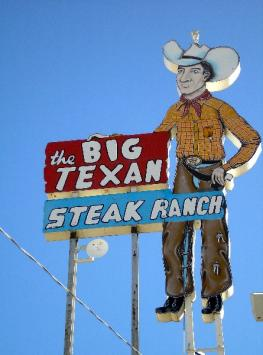Кому не хватает острых ощущений - все в Техас
