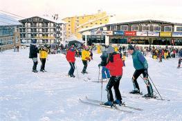 Отдых в Улудаге - на горнолыжном курорте Турции.