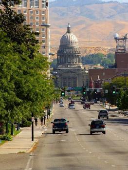 Айдахо - Idaho - 43-м штат США