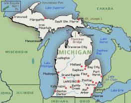 Мичиган - Michigan - рай для любителей активного отдыха