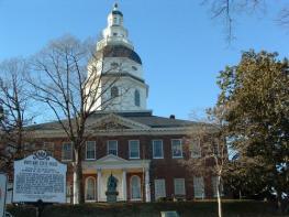 Мэриленд - Maryland - штат на востоке США