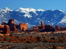 Юта - State of Utah - в группе Горных штатов