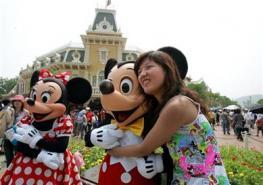 Диснейленд в Гонконге - Hong Kong Disneyland