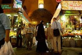 Стамбул - город контрастов: шоппинг наиболее популярен!