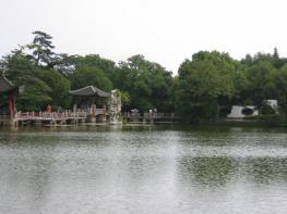 Озеро Сиху - Xi Hu - в городе Ханчжоу