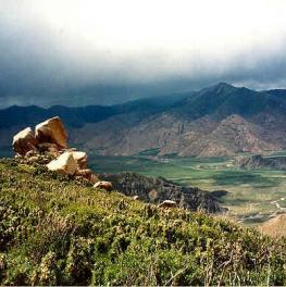 Тибет - когда-то был в изоляции
