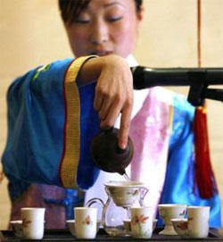 Чайная церемония родилась в Китае в ІV веке до н.э