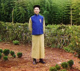 Одежда в Китае в наши дни..