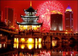 Новый год - Праздник Весны в Китае
