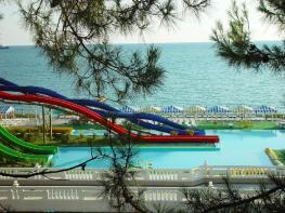 Аквапарк Маяк в Сочи