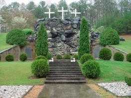 Голгофа - место, где был распят Иисус Христос