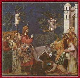 Капелла Доминус Флевит - там, где остановился Иисус, входя в Иерусалим
