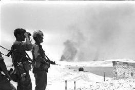 День Памяти погибших в войнах за независимость Государства Израиль