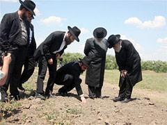 Еврейская традиция погребения