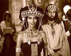 Царица Савская - библейский персонаж, легендарная царица Савы