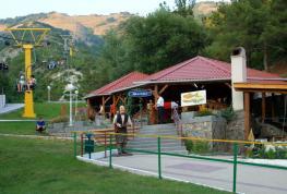 Парк развлечений и спорта Олимп